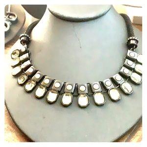 Vintage Lia Sophia cleopatra like necklace!